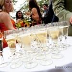 champagne for toast