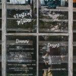 Antique window menu