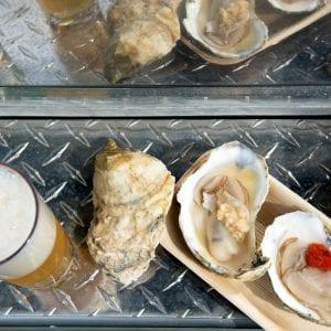 Damariscotta River Oysters