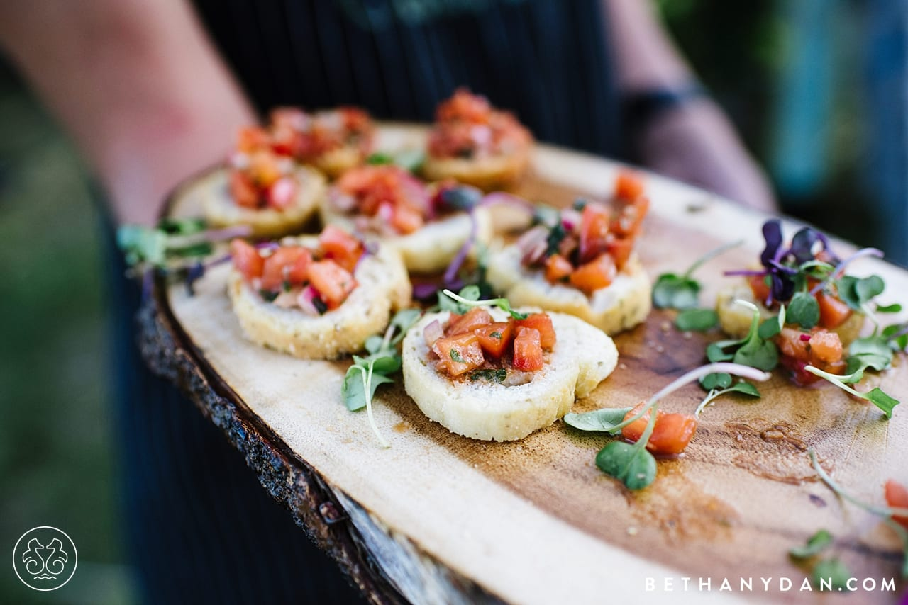 Corporate Event Catering | Bethany and Dan Photography