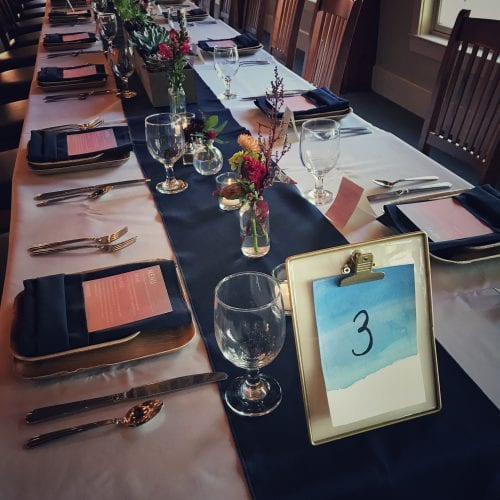 table #3